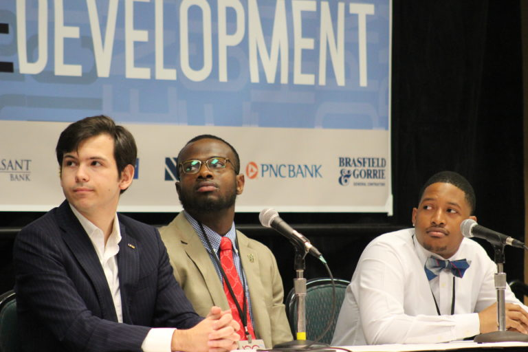 2018 A.G. Gaston Conference: College students display economic empowerment